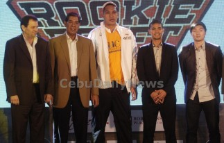 June Mar Fajardo is the No.1 overall pick